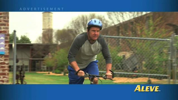 Aleve TV Spot, 'Active All Day' - Thumbnail 3
