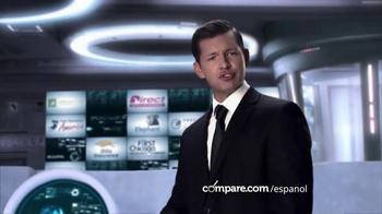 Compare.com TV Spot, 'Agent Compare: Saving Humanity' [Spanish] - Thumbnail 5