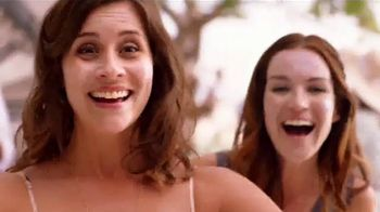 Coppertone Clearly Sheer TV Spot, 'Goodbye Thick Sunscreen' - 2713 commercial airings