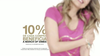 Macy's TV Spot, 'Thalía Sodi Colección: March of Dimes' [Spanish] - Thumbnail 6