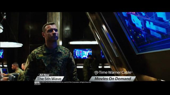 Time Warner Cable On Demand TV Spot, 'The 5th Wave and The Choice' - Thumbnail 1