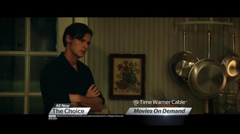 Time Warner Cable On Demand TV Spot, 'The 5th Wave and The Choice' - Thumbnail 3