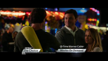 Time Warner Cable On Demand TV Spot, 'The 5th Wave and The Choice' - Thumbnail 4