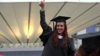 University of Pennsylvania TV Spot, 'No Loans' - Thumbnail 10