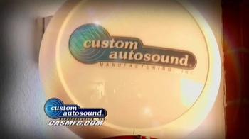 Custom Autosound TV Spot, 'Modern Sound' - Thumbnail 1