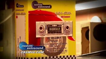 Custom Autosound TV Spot, 'Modern Sound' - Thumbnail 10