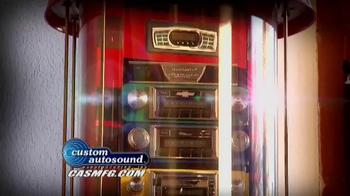 Custom Autosound TV Spot, 'Modern Sound' - Thumbnail 3