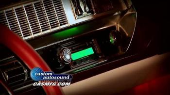 Custom Autosound TV Spot, 'Modern Sound' - Thumbnail 4