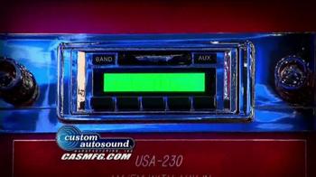 Custom Autosound TV Spot, 'Modern Sound' - Thumbnail 8