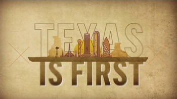 Texas Tourism TV Spot, 'Discovery Channel: Texas Is First' - Thumbnail 2
