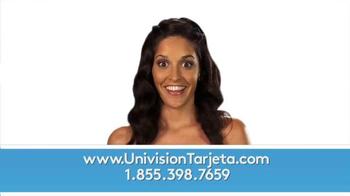 Univision Tarjeta TV Spot, 'Sin sobregiros' [Spanish] - Thumbnail 1