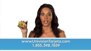 Univision Tarjeta TV Spot, 'Sin sobregiros' [Spanish] - Thumbnail 2