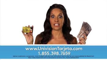 Univision Tarjeta TV Spot, 'Sin sobregiros' [Spanish] - Thumbnail 5