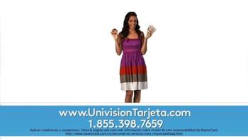 Univision Tarjeta TV Spot, 'Sin sobregiros' [Spanish] - Thumbnail 6