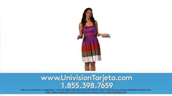 Univision Tarjeta TV Spot, 'Sin sobregiros' [Spanish] - Thumbnail 7