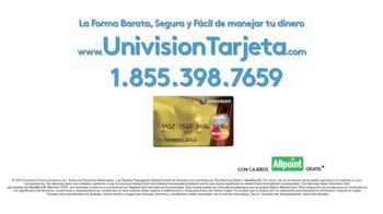 Univision Tarjeta TV Spot, 'Sin sobregiros' [Spanish] - Thumbnail 8