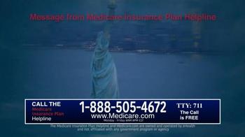 Medicare Health Reform Hotline TV Spot, 'Medical Supplement Plan' - Thumbnail 1