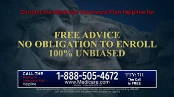 Medicare Health Reform Hotline TV Spot, 'Medical Supplement Plan' - Thumbnail 7