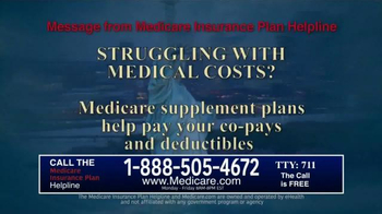 Medicare Health Reform Hotline TV Spot, 'Medical Supplement Plan' - Thumbnail 2