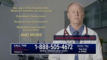 Medicare Health Reform Hotline TV Spot, 'Medical Supplement Plan' - Thumbnail 6