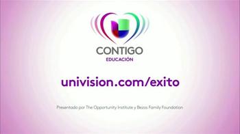 Univision Contigo TV Spot, 'Clave al Éxito: una guía para padres' [Spanish] - Thumbnail 7