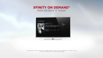 XFINITY On Demand TV Spot, 'The 5th Wave' - Thumbnail 8