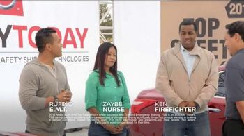 Nissan Safety Today Event TV Spot, 'Everyday Experts' - 3137 commercial airings