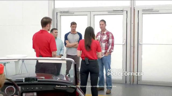 Nissan Safety Today Event TV Spot, 'Everyday Experts' - Thumbnail 1