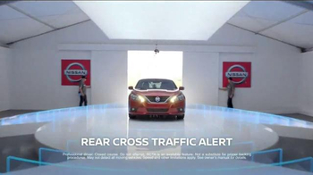 Nissan Safety Today Event TV Spot, 'Everyday Experts' - Thumbnail 4