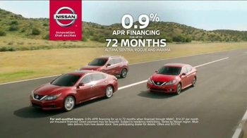 Nissan Safety Today Event TV Spot, 'Everyday Experts' - Thumbnail 8