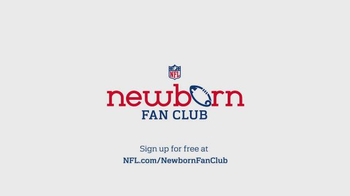 NFL Newborn Fan Club TV Spot, 'Team Pride is Adorable' - Thumbnail 7