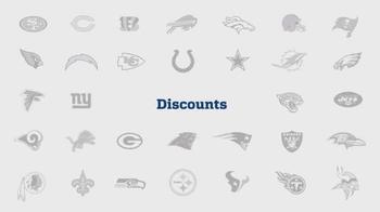NFL Newborn Fan Club TV Spot, 'Team Pride is Adorable' - Thumbnail 5