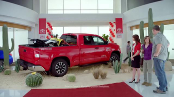Toyota Time Sales Event TV Spot, 'Happy Camper' - Thumbnail 2