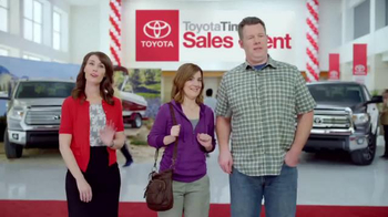 Toyota Time Sales Event TV Spot, 'Happy Camper' - Thumbnail 3