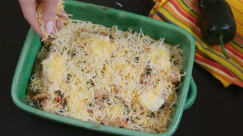 Sargento TV Spot, 'Food Network: Mexican Chicken Lasagna' - Thumbnail 5