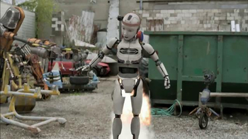 Keep America Beautiful TV Spot, 'Annedroids: Recycling' - Thumbnail 7
