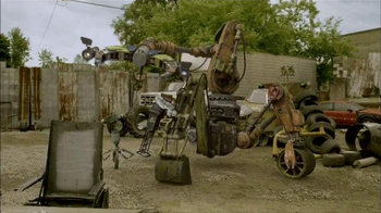 Keep America Beautiful TV Spot, 'Annedroids: Recycling' - Thumbnail 8