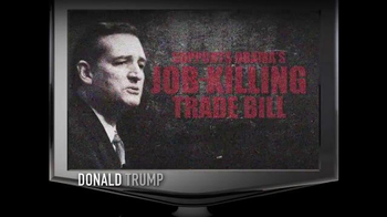 Cruz for President TV Spot, \'Donald Trump Is Lying About Ted Cruz\'