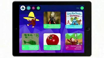 Houghton Mifflin Harcourt Curious World App TV Spot, 'Early Learning' - Thumbnail 3
