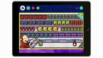Houghton Mifflin Harcourt Curious World App TV Spot, 'Early Learning' - Thumbnail 4