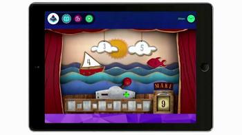 Houghton Mifflin Harcourt Curious World App TV Spot, 'Early Learning' - Thumbnail 5