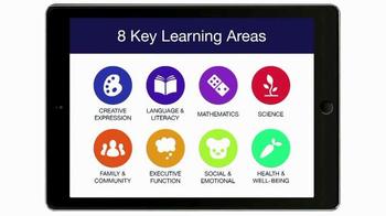 Houghton Mifflin Harcourt Curious World App TV Spot, 'Early Learning' - Thumbnail 6