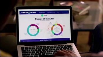 Houghton Mifflin Harcourt Curious World App TV Spot, 'Early Learning' - Thumbnail 7