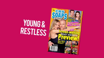 CBS Soaps in Depth TV Spot, 'May 2016: Young & Restless Shockers' - Thumbnail 1