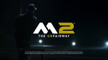 TaylorMade M2 Fairway TV Spot, 'Night Ranger' - Thumbnail 2