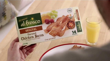 Al Fresco All Natural Uncured Chicken Bacon TV Spot, 'Luchador' - Thumbnail 3
