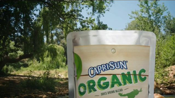 Capri Sun Organic TV Spot, 'Let Em Go' - Thumbnail 1