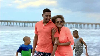 Visit Myrtle Beach TV Spot, 'Affordable Beach Vacation'