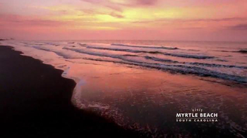 Visit Myrtle Beach TV Spot, 'Affordable Beach Vacation' - Thumbnail 6