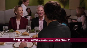 HearUSA TV Spot, 'Restaurant: Son' - Thumbnail 1
